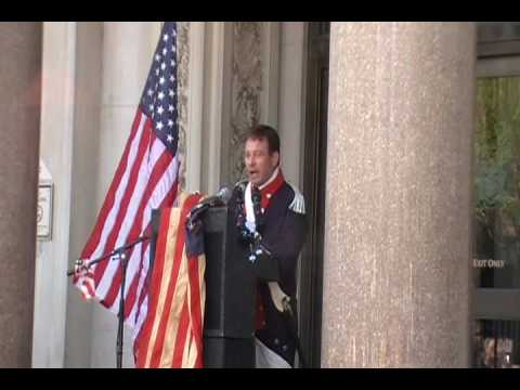 Trenton Tea Party – 15 April 2010 – A Patriot Speaks Part 3.wmv