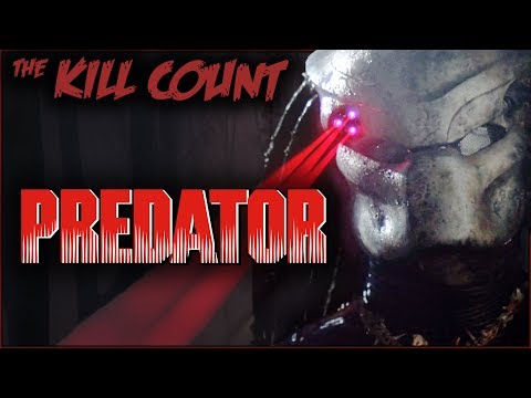 Predator (1987) KILL COUNT