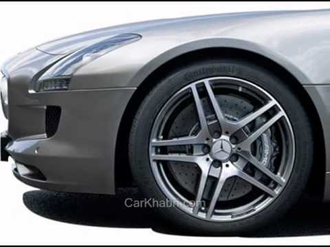 Mercedes Benz SLS Class : latest video clip