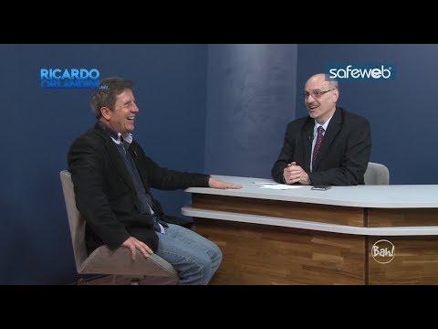 Ricardo Orlandini entrevista Vanderlan Vasconcelos, gestor público e advogado, que foi vereador e prefeito de Esteio e deputado estadual pelo PSB