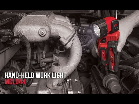 20V MAX* Hand-Held Worklight