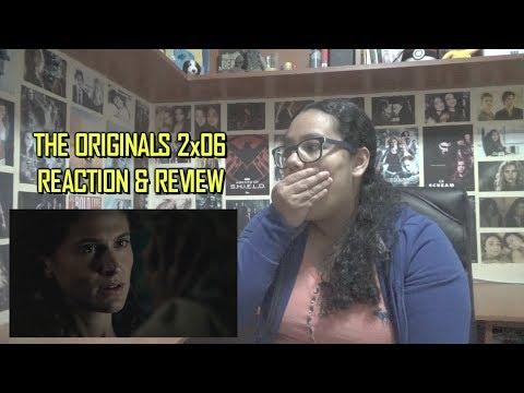 "The Originals 2x06 REACTION & REVIEW ""Wheel Inside the Wheel"" S02E06 | JuliDG"