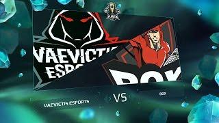 VS vs ROX - Неделя 5 День 1 / LCL