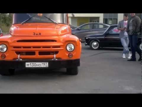 ZIL 41041 САМАЯ БЫСТРАЯ МАШИНА РОССИИ!? RUSSIAN MUSCLE CAR!