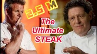 Video MARCO PIERRE WHITE vs GORDON RAMSAY, STEAK BATTLE MP3, 3GP, MP4, WEBM, AVI, FLV Mei 2019