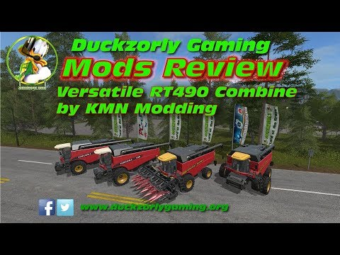 Versatile RT490 v1.0.0.0