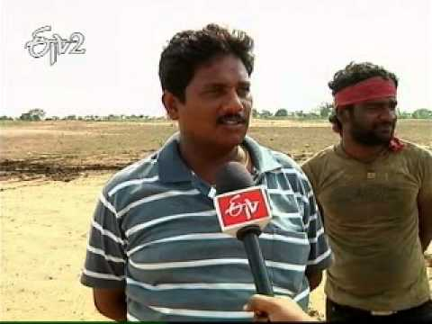 Sand Mafia threat to Dindi Project in Nalgonda dist