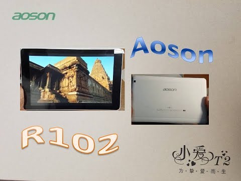 AOSON R102 10-Inch Android 6.0 Marshmallow MTK8163A-B Quad Core Tablet