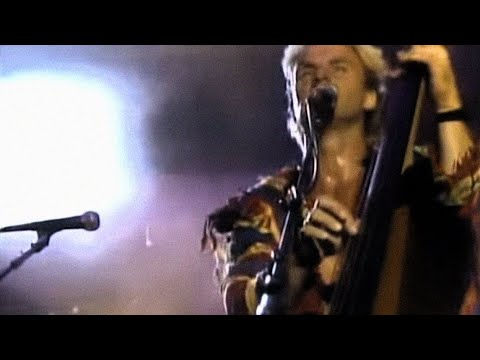 The Police - Walking On The Moon (Live in Atlanta - Syncronicity Concert - 1983)