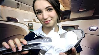 Video [ASMR] International First Class Flight Attendant Roleplay (Soft Spoken) MP3, 3GP, MP4, WEBM, AVI, FLV Juni 2018