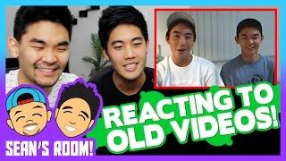 Video Reacting to Old Videos! (Sean's Room) MP3, 3GP, MP4, WEBM, AVI, FLV Juli 2018