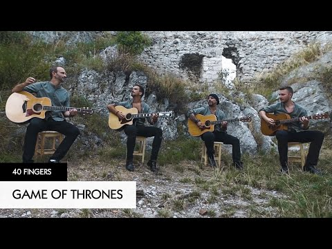 40 FINGERS - Game Of Thrones (Official Video)