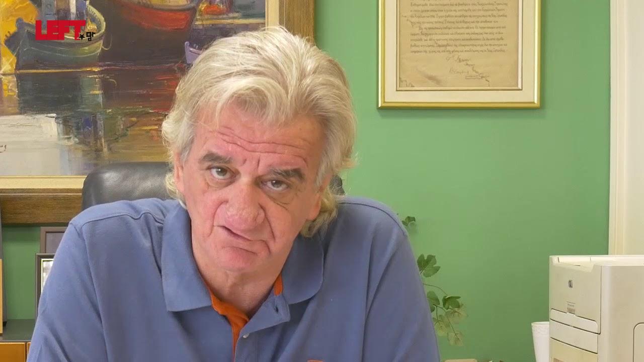 Συνέντευξη με το δήμαρχο Νέας Ιωνίας Ηρακλή Γκότση