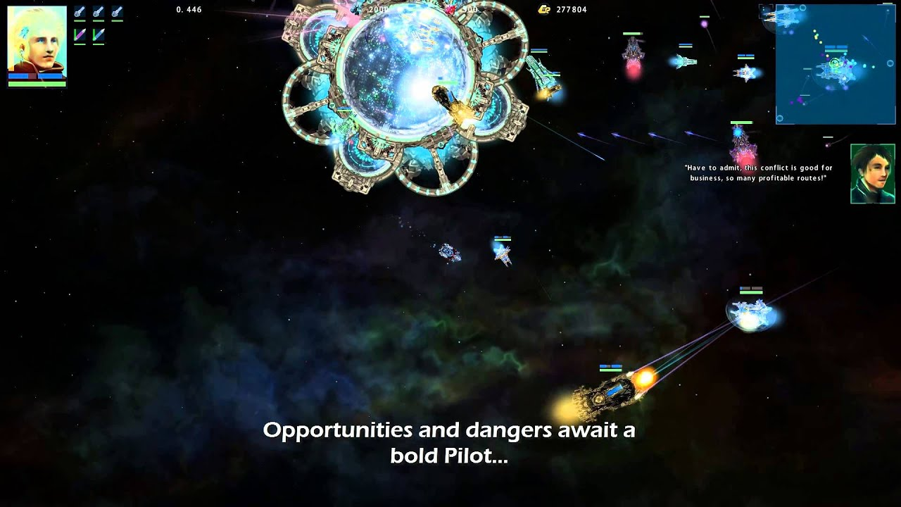 Space Strategy Adventure 'Star Nomad 2' Arrives on iOS June 1st