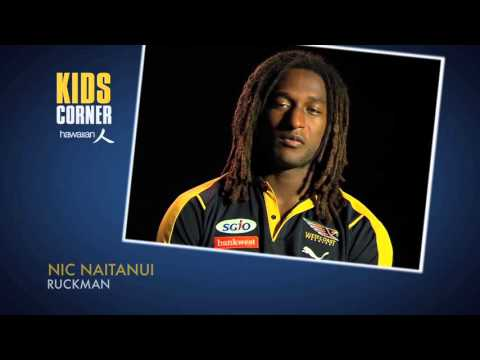 Hawaiian Kids Corner - What is your favourite mark Naitanui? on YouTube