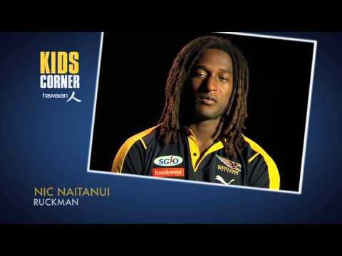 Hawaiian Kids Corner - What is your favourite mark Naitanui? on YouTube