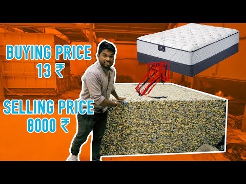 How To Start A Mattress Business At Just Rs 13 | Business Purpose | Low Investment Business