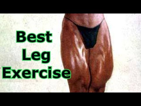 Best Leg Exercise – Bodybuilding Tips To Get Big