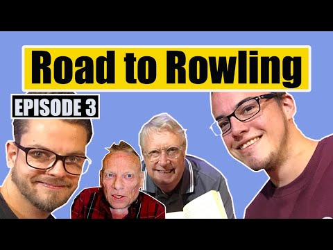 ROAD TO ROWLING EPISODE 3 - MARK WILLIAMS (ARTHUR WEASLEY) AND JIMMY VEE (GOBLIN OF GRINGOTTS)