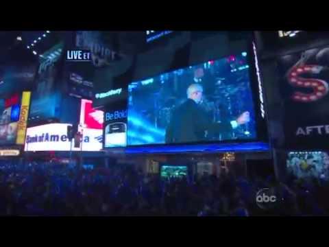 "Pitbull ""Medley Part 1"" DickClarks New Years Rockin Eve 2012 with Ryan Seacrest"