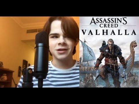 Amateur ASMR 7 (Assassins Creed Valhalla Review)