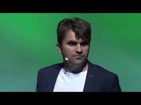 Majális rímekbe szedve | Gábor Csőre & Zsófi Kemény | TEDxDanubia