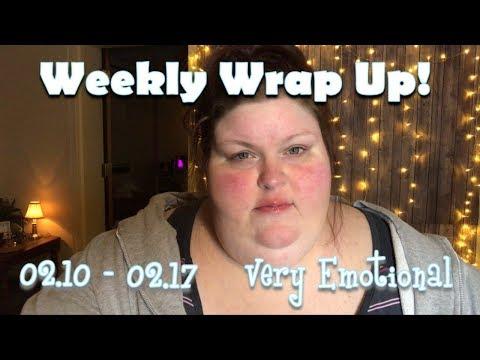 Atkins diet - Weekly Wrap Up  Emotional Week!