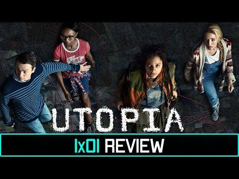 Utopia   Amazon Prime   Season 1 Episode 1 'Life Begins' Review