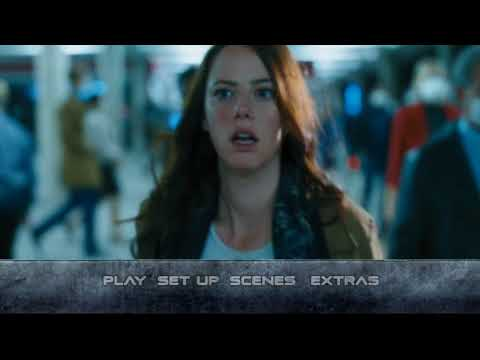 Maze Runner The Death Cure DVD Menu