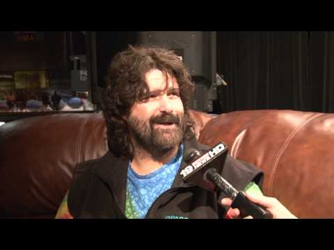 0 Mick Foley Interview   Why He Left TNA Wrestling, Brock Lesnar vs. John Cena