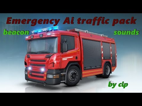 Real Emergency Traffic pack v1.0