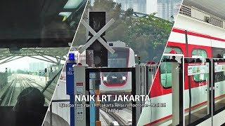 Video Mencoba LRT Jakarta Dari Stasiun Velodrome Sampai Mall Kelapa Gading Part 1 MP3, 3GP, MP4, WEBM, AVI, FLV Oktober 2018