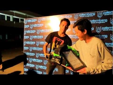 The Mafia Team Skateboarding Rafflesia Bengkulu Trip To Palembang I.O.X.C.mp4 (видео)