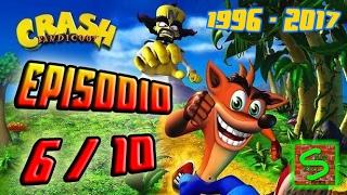 CRASH BANDICOT -La terza isola! ep.6/10 gameplay ITA