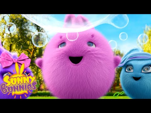SUNNY BUNNIES - The Big Bubble | Season 1 | Cartoons for Children