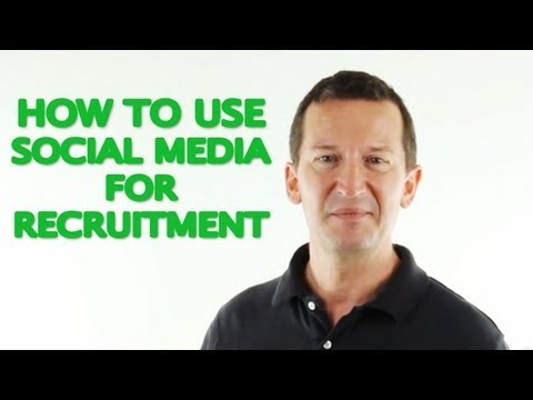 How to use Social Media For Recruitment – Interview with Katrina Collier