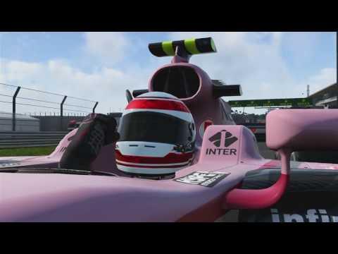 F1 2017 - Trailer du mode carrière de F1 2017