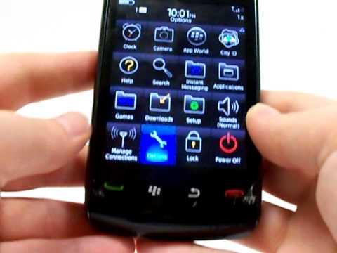 comment localiser un blackberry curve 8520