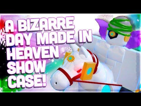 A Bizarre Day Made In Heaven Showcase!