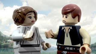 Nonton Lego Star Wars The Empire Strikes Out  2013  Film Subtitle Indonesia Streaming Movie Download