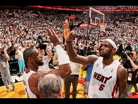 MAY - It was an overtime thriller in Miami to kick off the Eastern Conference Finals between the Pacers & Heat, now check out the full highlights! About the NBA: T...