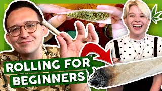How to Roll a Joint (2020) by That High Couple
