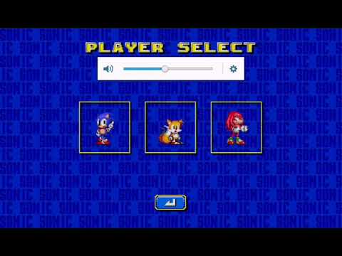 Testando jogar sonic 2 multiplayer