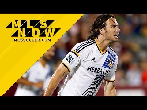 Video: The best stoppage time scorer in MLS? It has to be LA Galaxy forward Alan Gordon   MLS Now