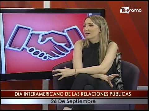 Día interamericano de las relaciones públicas 26 de Septiembre