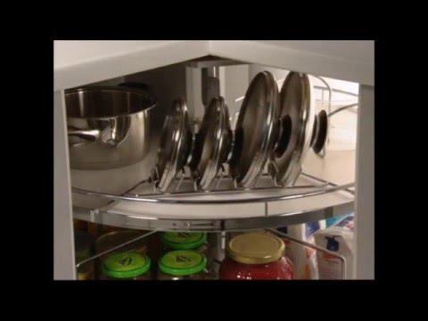 Découvrez nos ferrures pour plateaux de meuble bas - Accessoires-de-cuisines.com