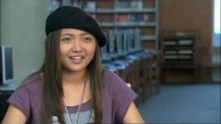 Charice as Sunshine Corazon on Glee