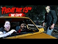 La Persecuci N M S  Pica En Coche  Friday The 13th
