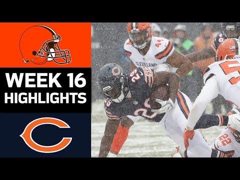 Video: Browns vs. Bears | NFL Week 16 Game Highlights