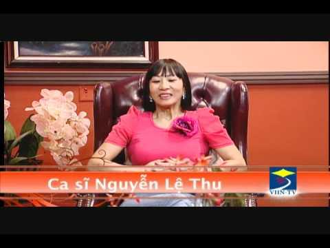MC Trần Quốc Bảo phỏng vấn ca sĩ Nguyễn Lệ Thu tháng 8/11 (part 3)